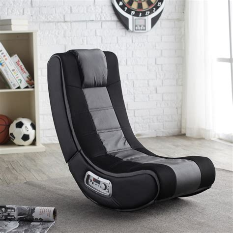 v rocker gaming chair v rocker se wireless black chair 5130301