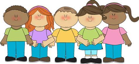 Happy Children Clip Art