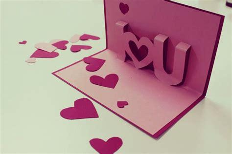 valentinstag geschenk selber basteln s 252 223 e valentinstag karte selber basteln diy valentines