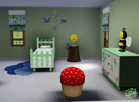 chambre sims 3 sims 3 set meuble chambre nature inédit