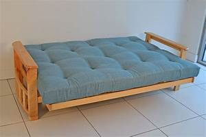 cheap double futon mattress With double sofa bed cheap