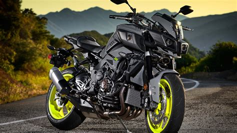 Wallpaper Yamaha Fz-10, Sportbikes, 2017 Bikes, Yamaha, Hd, Automotive / Bikes, #2232