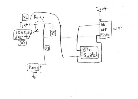 painless wiring 5 pole fuel relay diagram 46 wiring