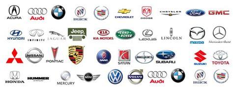 car logos  names   list  car symbols  car brands