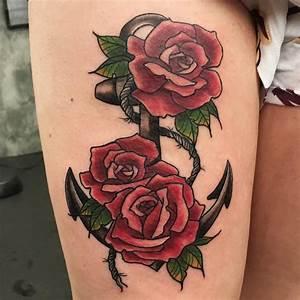 23+ Anchor Tattoo Designs, Ideas | Design Trends