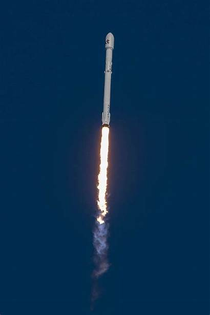 Falcon Spacex Launch Rocket 5a Space Koreasat