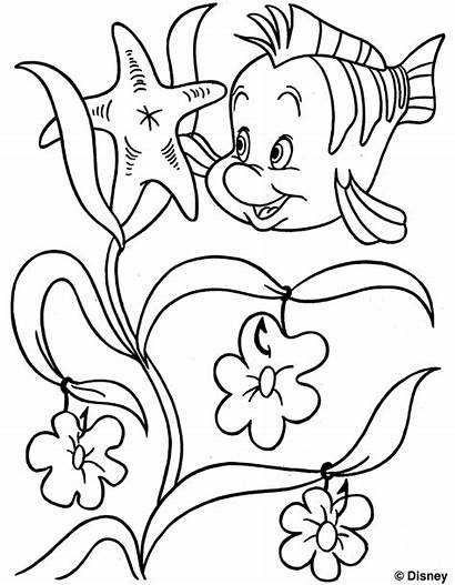 Coloring Pages Printable Colouring Disney Fun Books