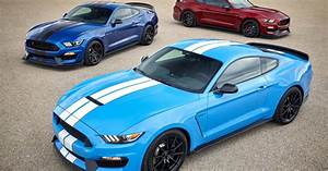 Ford's Shelby GT350 Mustang gets Sync 3, standard Track Package