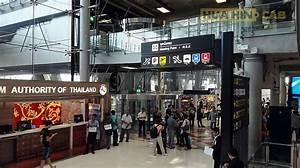 Suvarnabhumi Airport Arrival Floor Plan