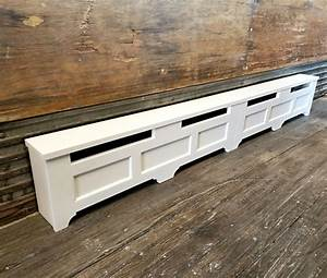 Custom Baseboard Heater Covers