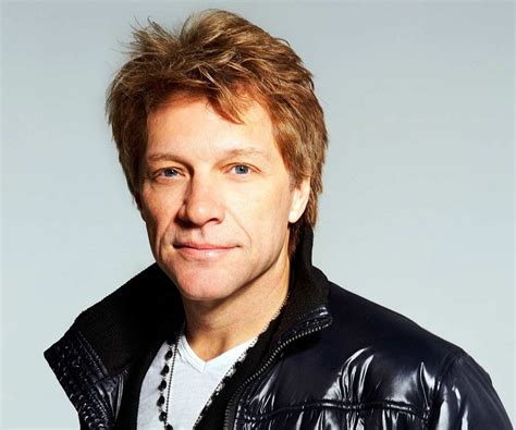 Jon Bon Jovi Biography Hood Life Achievements