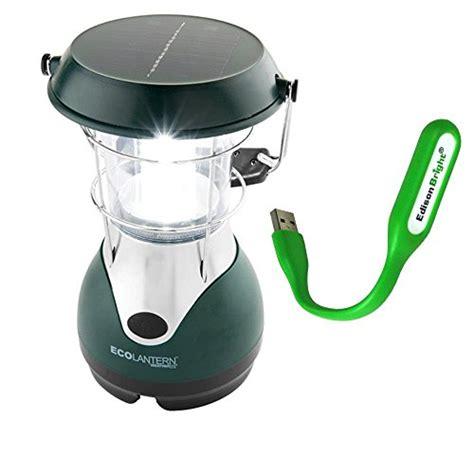 Nebo 5959 Weatherrite Led Solarwindup Rechargeable Eco Campingemergency Lantern With