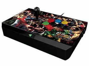 Razer Atrox Arcade Stick for Xbox 360® - Super Street ...