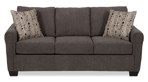 sofa bed loveseat size spa collection chenille size sofa bed charcoal