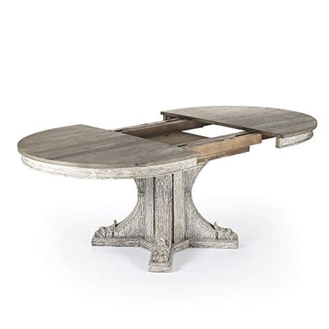 distressed wood dining table marla country antique rustic distressed reclaimed 7814