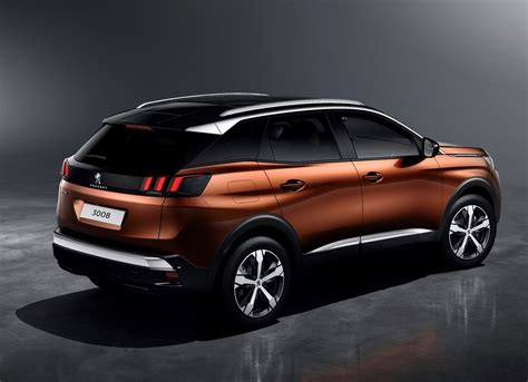 peugeot company car new peugeot 3008 coming to sa in 2017 cars co za