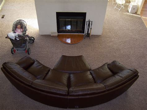 Circle Loveseat by Half Circle Sectional Sofa Price