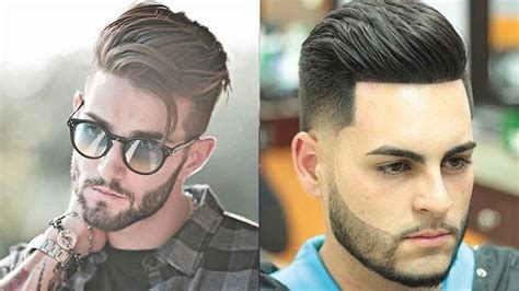 hairstyle trends  men  short haircuts  guys