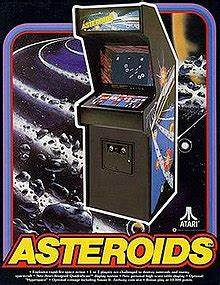 Asteroids (video game) - Wikipedia