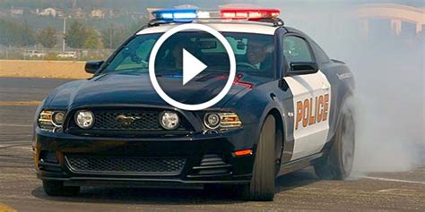 ford mustang gt police car      meant