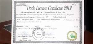 Application Letter Accounting Application For Trade License Assignment Point