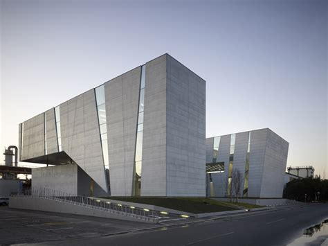 Kino Architects Spiralab Chemical Research Laboratory