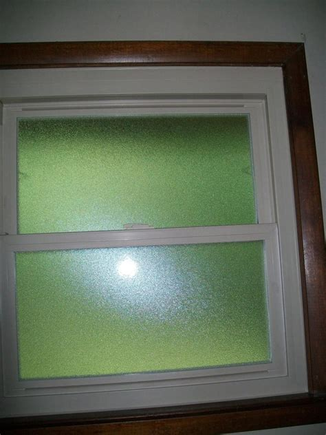 replacement windows tan window installation  plum pa frosted glass  privacy  window