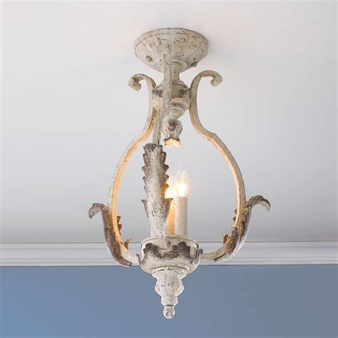 Shabby Chic Bathroom Light Fixtures by Shabby Cottage Ceiling Lantern Convertible In 2019 For