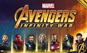 Marvel Avengers Infinity War, Superheroes, Tshirts