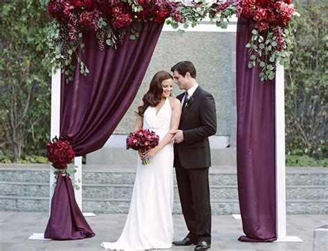 Wedding Wednesday Floral Arches Flirty Fleurs The