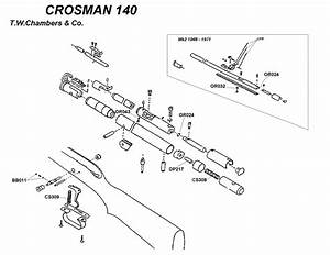 140 Crosman - Airgun Spares