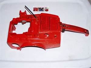 Nos Homelite 330 Chainsaw Upper Engine Housing  Oil Tank
