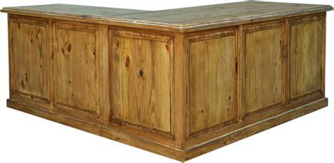 rustic  shaped desk wood  shaped desk pine wood