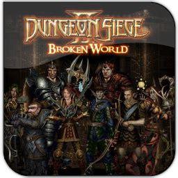dungeon siege similar dungeon siege 2 broken by neokhorn on deviantart