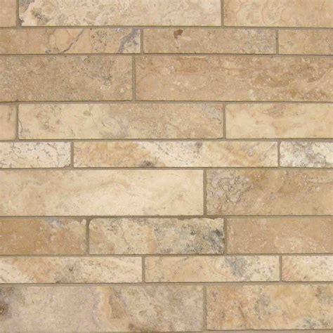 travertine kitchen wall tiles backsplash mirrored wall travertine random mosaic 3 inch 6357