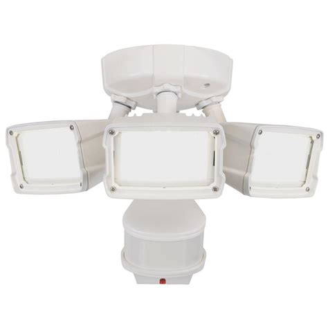 defiant lighting customer service defiant 270 degree white doppler motion activated outdoor