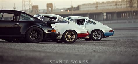outlaw porsche 911 stance works magnus walker 39 s outlaw fever movie