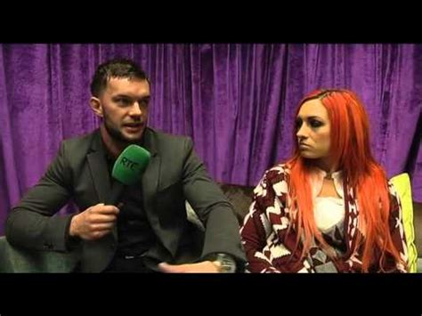 becky lynch finn balor interview youtube