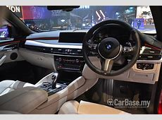 BMW X6 F16 2015 Interior Image in Malaysia Reviews