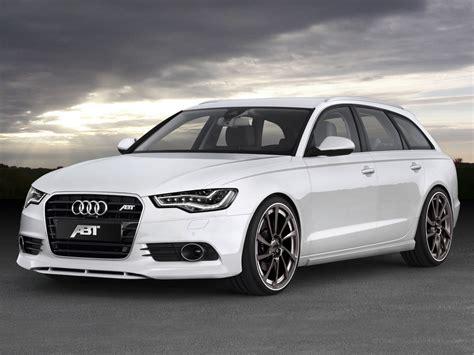 Abt Sportsline Audi A6 Avant 2018
