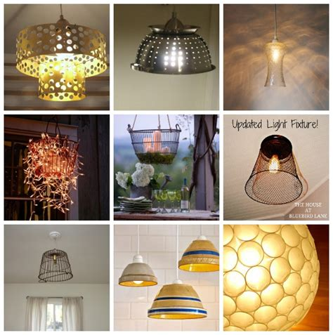 diy light fixture ideas quotes