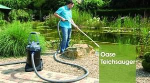 Schlammsauger Teich Selber Bauen : teichsauger oase schwimmbad und saunen ~ A.2002-acura-tl-radio.info Haus und Dekorationen