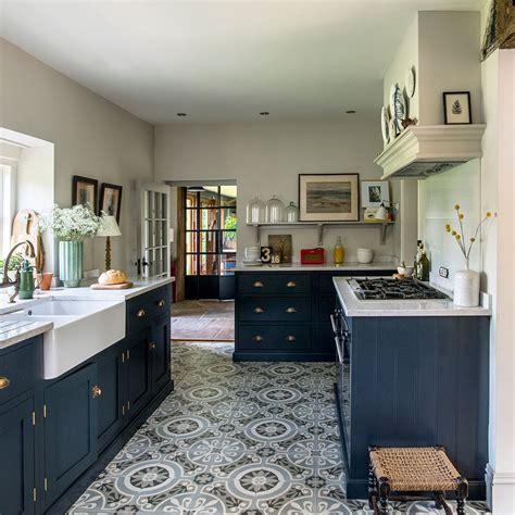 Kitchen Colour Scheme Ideas - kitchen flooring ideas to give your scheme a new look