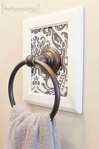 Diy Towel Rack Beautiful Upcycled Pallet Shelf And Towel