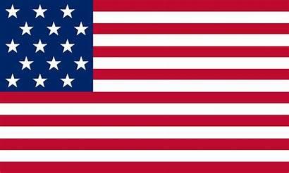 American Flag Usa States United War Civil