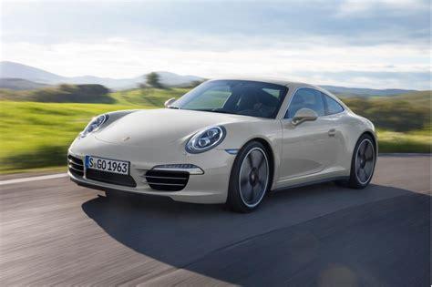 Porsche 911 50th Anniversary Edition Revealed