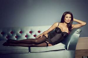 Melanie Sykes Strips Off To Model New 'Adore Moi By Ultimo ...