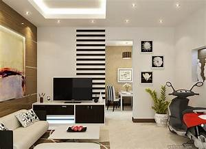 50 beautiful wall painting ideas and designs for living for Wall painting designs for living room