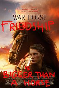 War Horse gets its first poster | Best For Film
