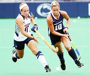 Penn State downs defending national champions | Field ...